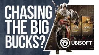 Ubisoft Drops Annual Releases…in Favour Of Live Services!