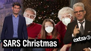 Weihnachten und Silvester unter Coronabedingungen