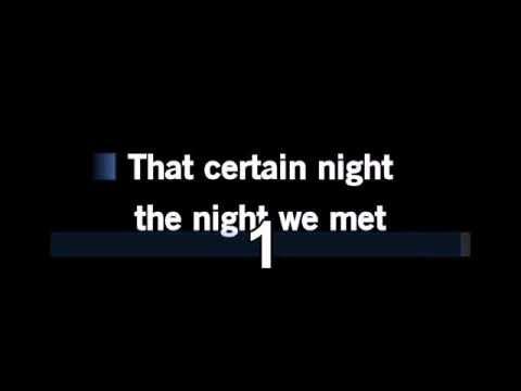 Nat King Cole A Nightingale Sang In Berkeley Square KARAOKE