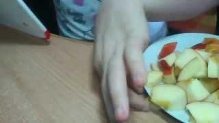 очень вкусный и полезный салат из фруктов