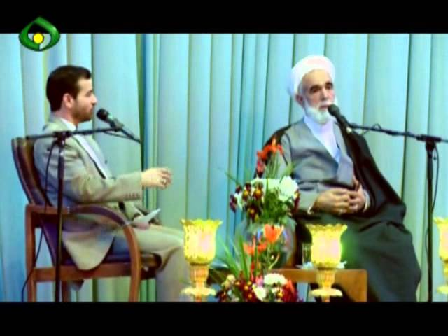 زمزم معرفت   پرسش و پاسخ معادشناسی   حجت الاسلام محمدی ۴ از ۴