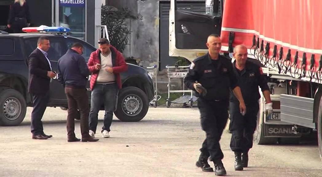 Kapet kamioni me droge ne Vlore, drejtohej nga nje napolitan