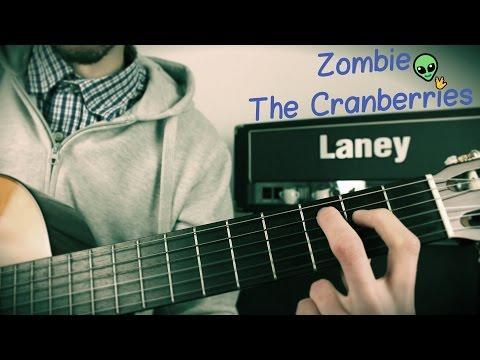 Comment Jouer Zombie des Cranberries cours de guitare (débutant) - Vlog 5/365