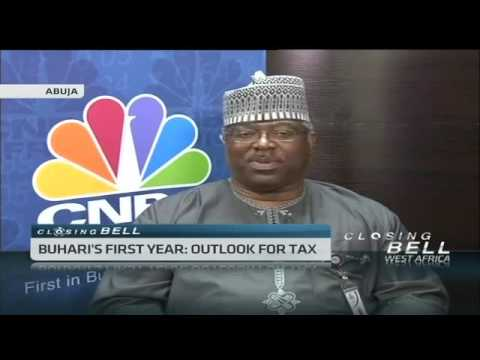 Interview with Tunde Fowler, Executive Chairman Federal Inland Revenue Service, FIRS on CNBC.