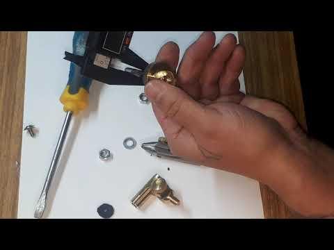 как сделать тиски для вязания мушек Youtube