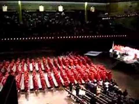 alhs 2007 graduation - hymn
