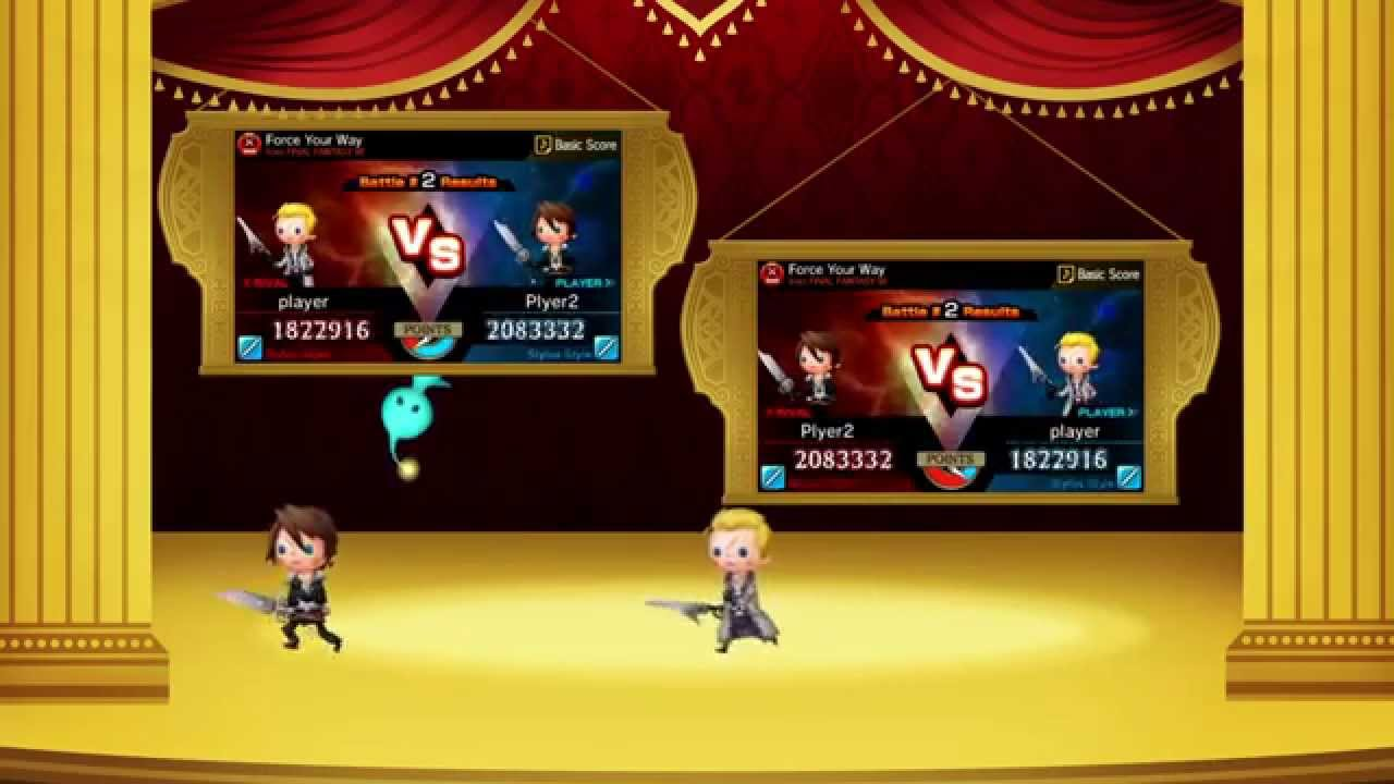 Legacy of Music - Episode 4 - Theatrhythm Final Fantasy Curtain Call