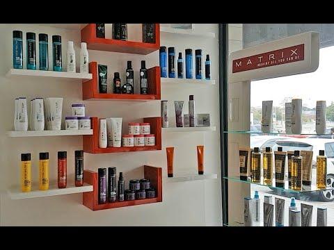 Radiant Hair - Salon Decor Tour