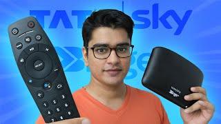 Tata Sky Binge Plus Review, Unboxing, & Plans Explained!