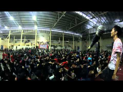 DEAD WITH FALERA - One MissCall+For You Forever (live at Cilacap)
