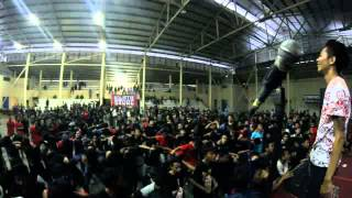 vuclip DEAD WITH FALERA - One MissCall+For You Forever (live at Cilacap)