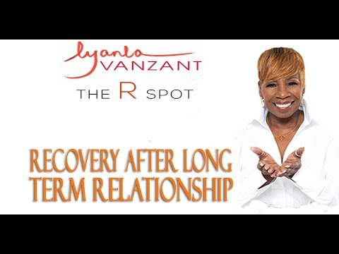Recovery After Long Term Relationship