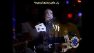 Lee Greenwood God Bless the USA - 2001 Crusade Performance
