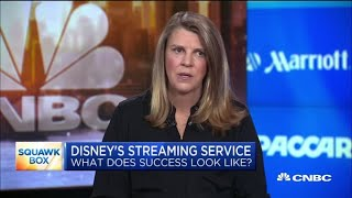Disney will be able to keep up with Netflix on content, media analyst says