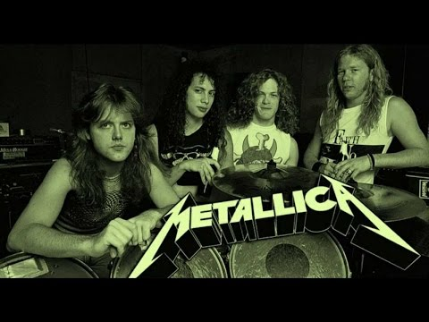 Metallica Film Em All Justice Tour 88 - 89