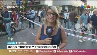 Tiroteo, persecución y muerte en Nueva Córdoba - Buen Telefe
