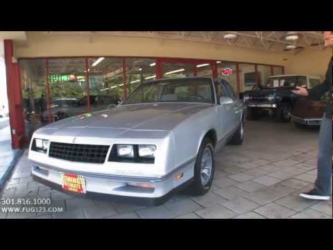 1988 Chevrolet Monte Carlo for sale with test drive, driving sounds, and walk through video
