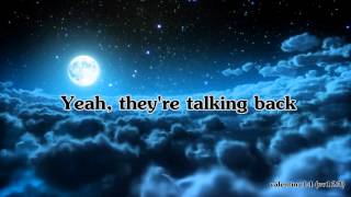 Talking To The Moon - Bruno Mars (karaoke/instrumental)