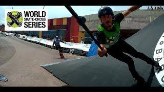 Gambar cover Roller Freeskate/ Street -  Barcelone  (World Skate Sross Series)  (WXS)