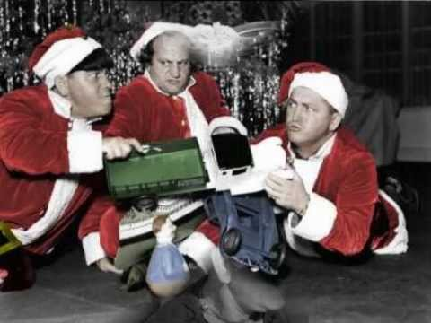 The Three Stooges-I Want A Hippopotamus For Christmas - YouTube