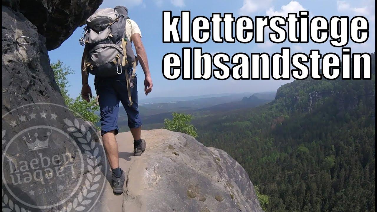 Klettersteig Sächsische Schweiz : Klettersteige sächsische schweiz wandern & klettern im