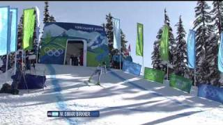 Women's Alpine Skiing Downhill Full Event - Vonn Wins Gold - Vancouver 2010 Winter Olympics