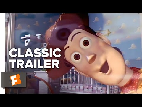 Toy Story (1995) Trailer #1 | Movieclips Classic Trailers
