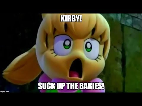 Kirby! Suck Up The Babies! Compilation (Owner's Version) 2