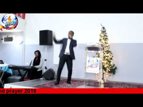 pastor Daniel Don Okogie - Life in the spirit (son
