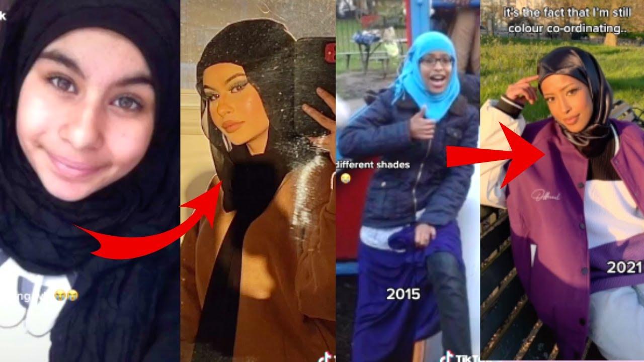 NEW Modest Hijab fashion and outfits Inspiration❤🔥💫 #9- tiktok fashion