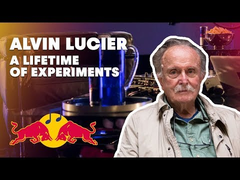 Alvin Lucier Lecture (New York 2017) | Red Bull Music Academy