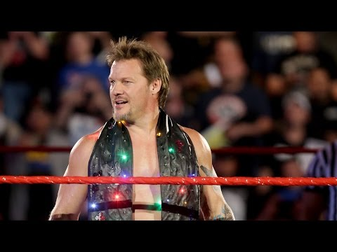 Chris Jericho's says goodbye to WWE Universe...for now