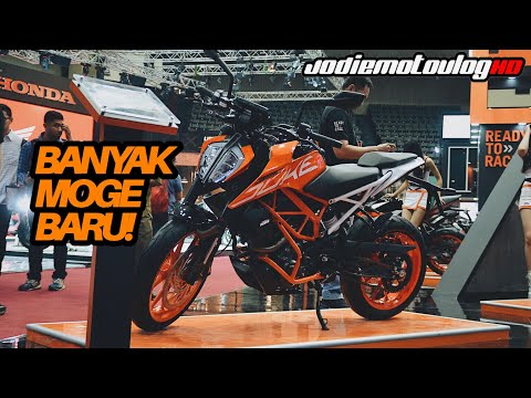 INDONESIA MOTOR SHOW 2018 (IMOS 2018)