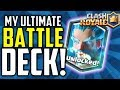 Clash Royale Ice Wizard Battle Deck Review Gameplay