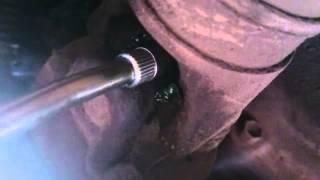 видео какая смазка лучше в рулевые наконечники на газ 66