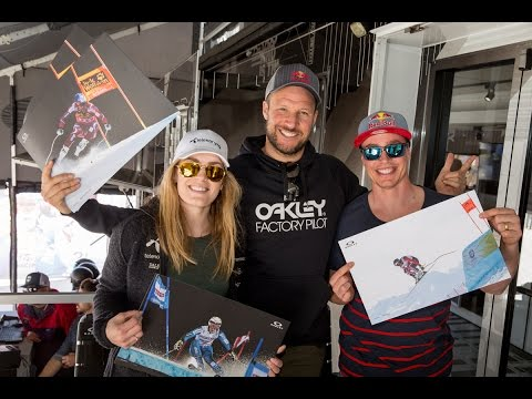 Oakley at the FIS Ski World Cup Finals in Aspen