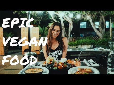 EPIC VEGAN FOOD IN SAN DIEGO, CA // [Donna Jean Restaurant]