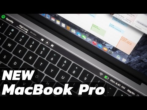 New MacBook Pro: OLED, AMD, & New Design!