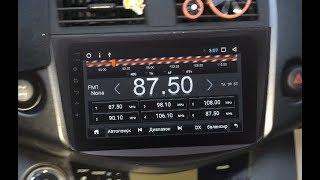 видео Мультимедиа ParaFar Штатная магнитола 4G/LTE для Renault на Android 7.1.1 (PF157D)