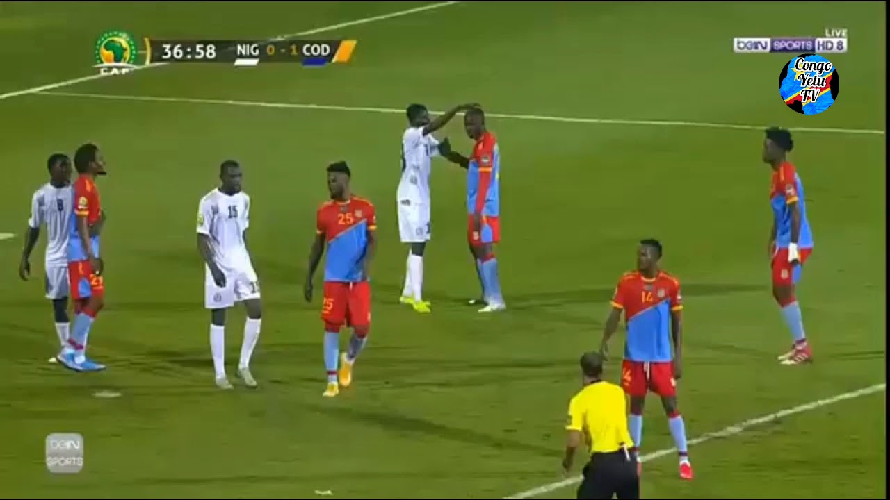 CHAN 2021: D.R. Congo vs Niger- Match Highlights 1/25/2021 Qualification Game
