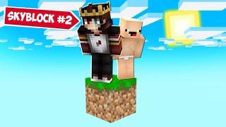 MİNECRAFT VS SKYBLOCK #2 😱 - Minecraft
