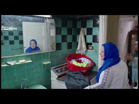سابع جار - مشهد كوميدي مجدي حول شقة لمياء لزريبة .. شاهد رد فعلها