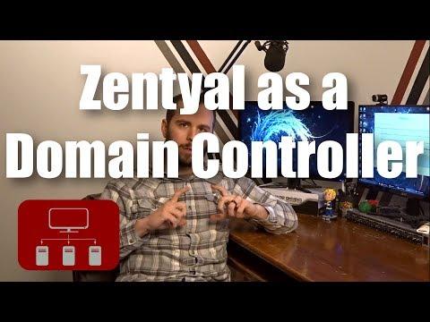 Zentyal Domain Controller - Basically Free Active Directory!