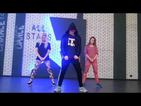 Bingo Players – When I Dip Gold Top Remix Choreography  Vlad Liutenko