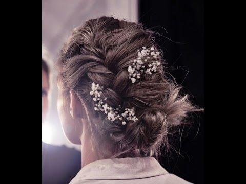Свадебные Прически На Короткие Волосы Фото Фатой