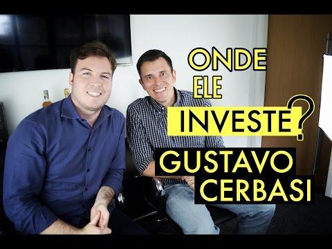 🔴 Onde Ele Investe? – Gustavo Cerbasi – Ele Alcançou a Independência Financeira!! muito dinheiro ?