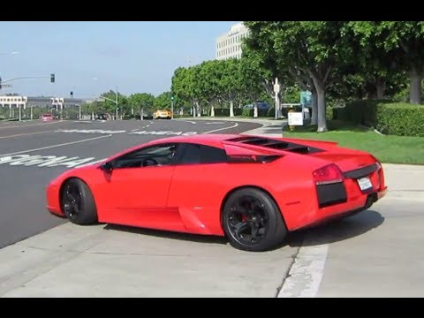 Lamborghini Murcielago By Raging Bull Performance Youtube