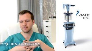 VaserLipo liposukcia - MUDr. Jozef Fedeleš