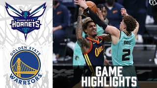 Hornets vs Warriors HIGHLIGHTS Full Game | NBA February 26