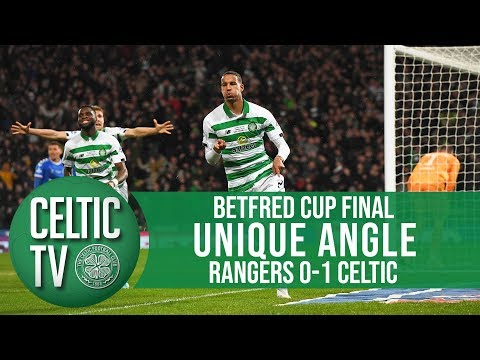 🎥 UNIQUE ANGLE: Rangers 0-1 Celtic | Jullien's Finish And Forster's Penalty Save!